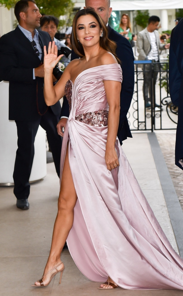 Eva Longoria -  Stepping out!