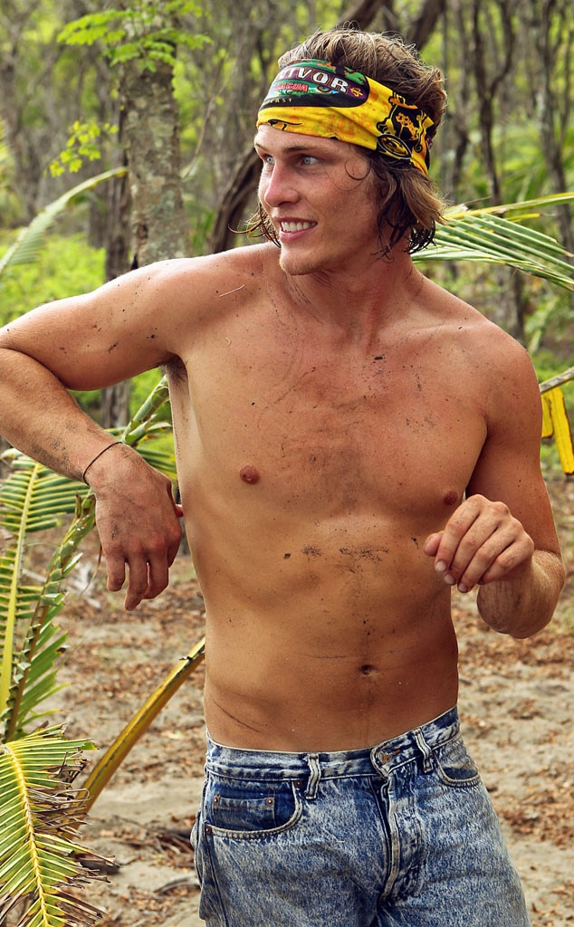 """Jud """"Fabio"""" Birza -  The 21-year-old surfer became the youngest player to ever win Survivor when he took home the grand prize during season 21, which was  Old vs. Young .   """"I'm starting a production company. We're just gonna do 45-minute short films,"""" """"Fabio""""  said of his plans  for the money immediately after his finale."""