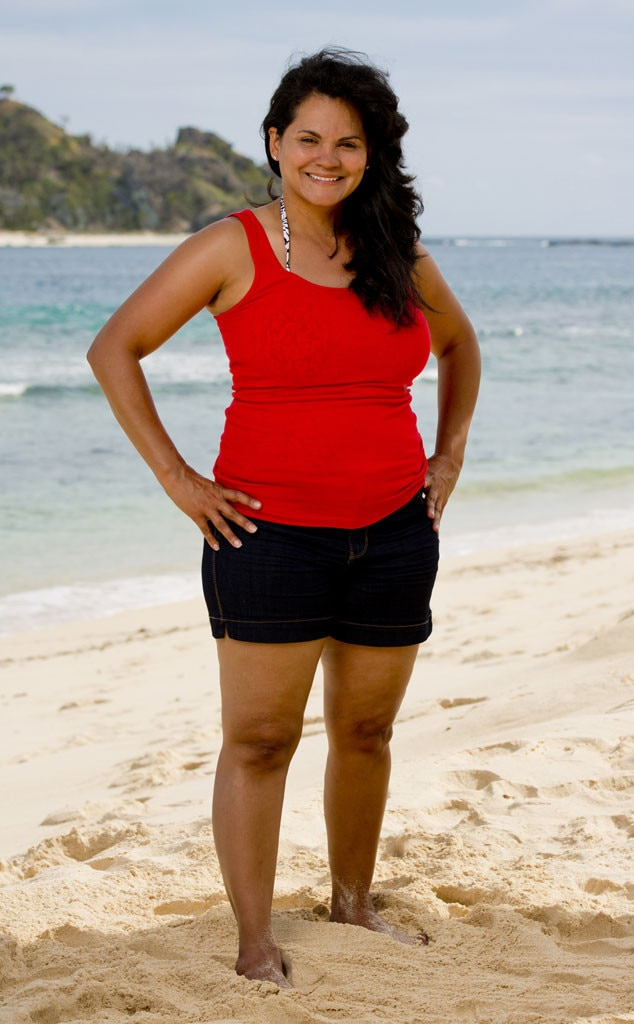 Sandra Diaz-Twine -  The player so nice she won twice! The former army specialist and mom of two is the only castaway to ever win two seasons, netting $2 million in the process.