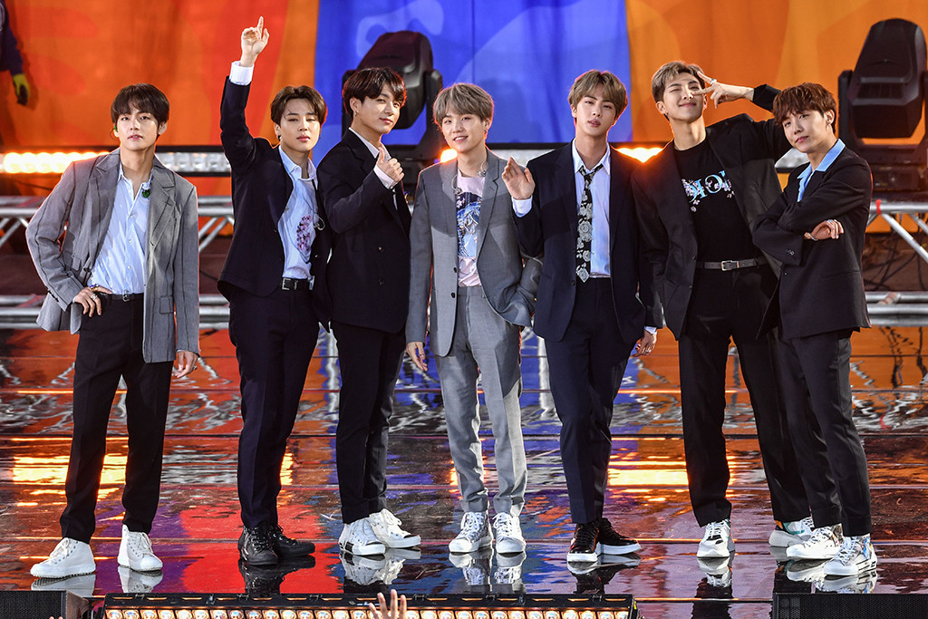 BTS Announces They're Taking a Much-Need Break to Focus on