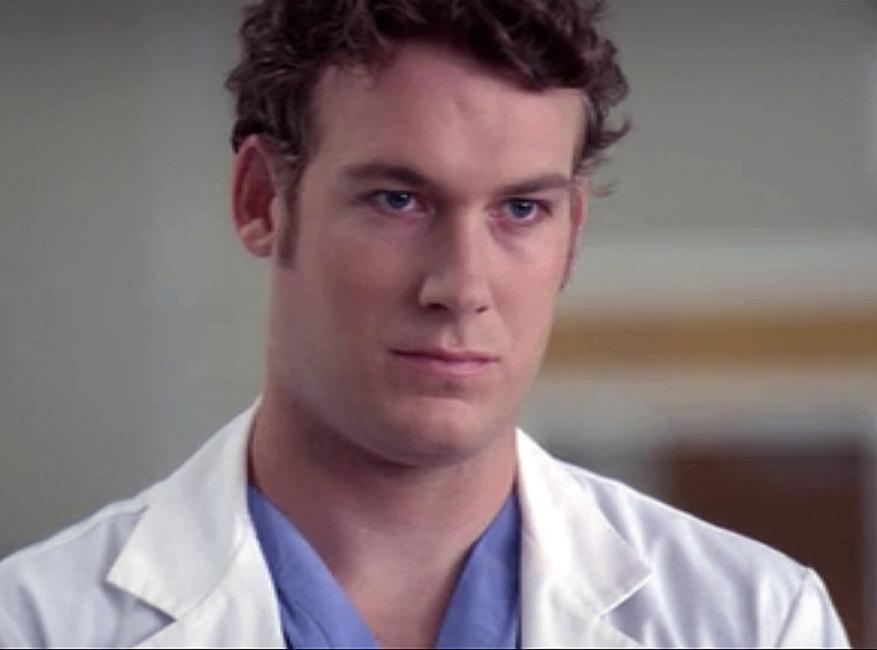 Joseph Williamson, Grey's Anatomy