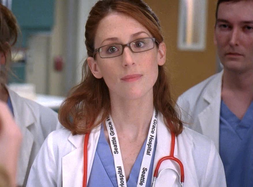 Molly Kidder, Grey's Anatomy