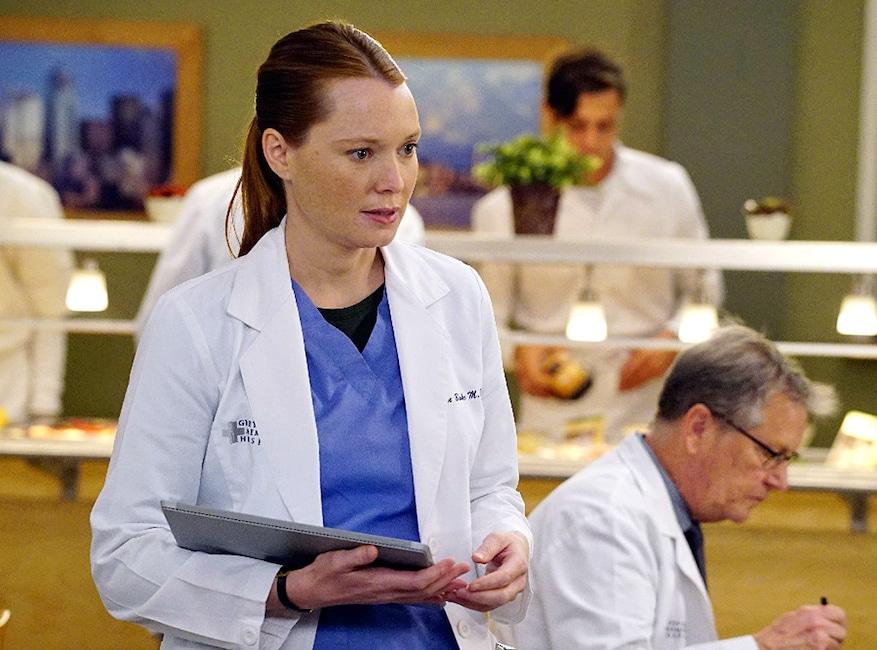 Samantha Sloyan, Grey's Anatomy