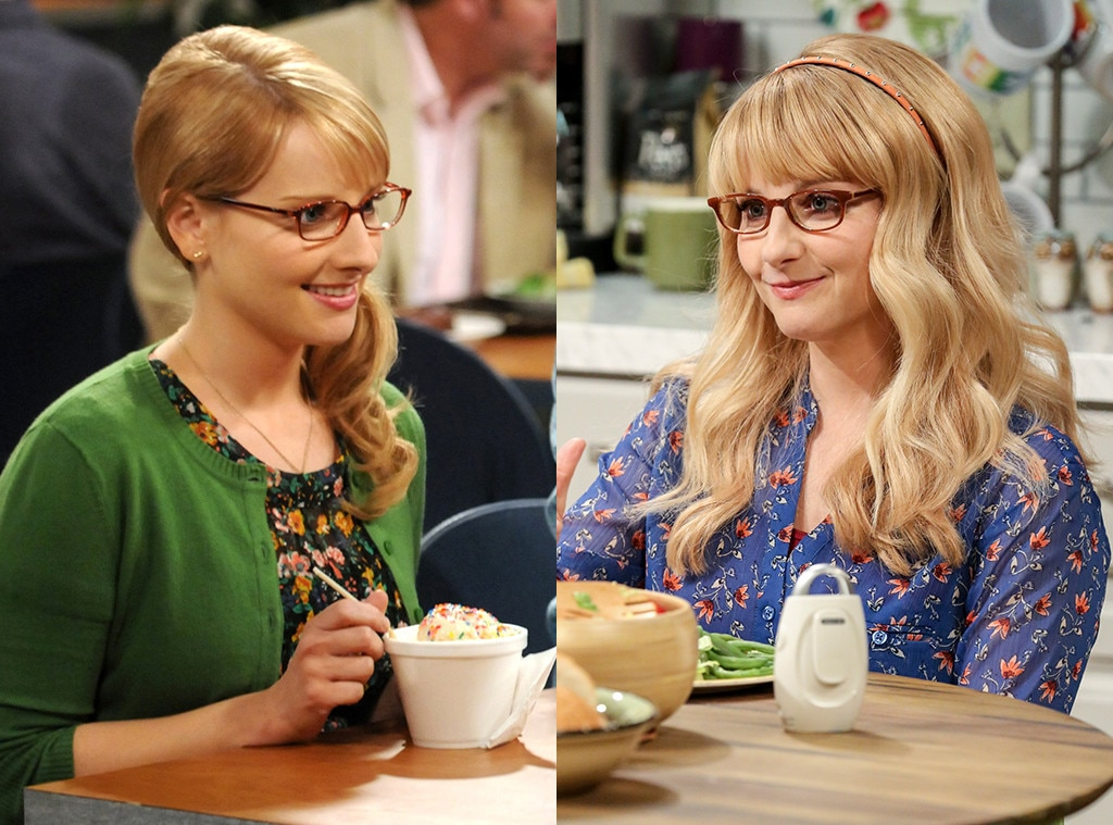 Melissa Rauch - CHARACTER: Bernadette Rostenkowski  Melissa Rauch joined the cast of  The Big Bang Theory in 2009 during the show's third season, playingBernadette Rostenkowski. Rauch has also appeared on episodes of  True Blood  and  The Office  over the years.