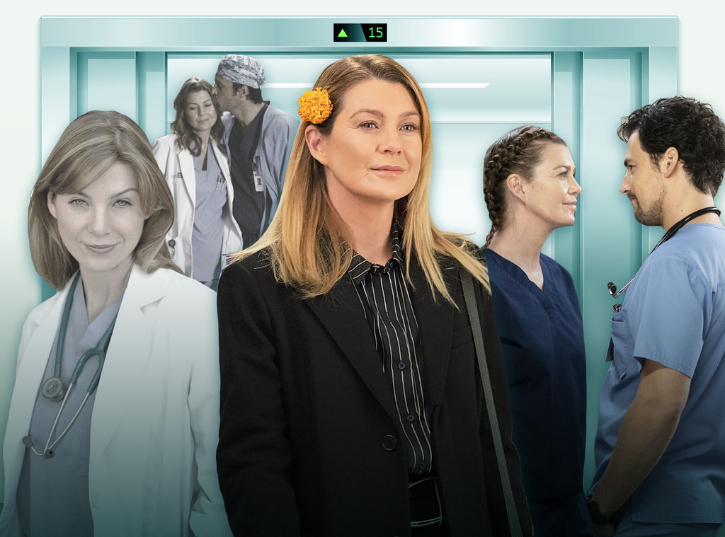 The Evolution Of Meredith Grey How Greys Anatomy Got To I Love You