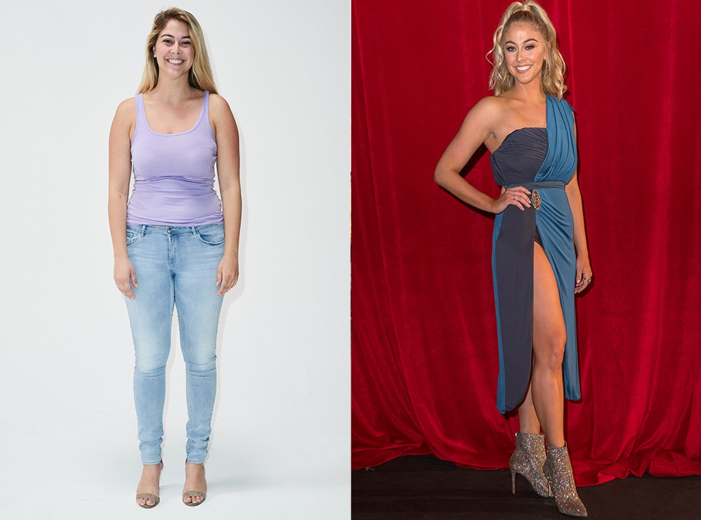 Revenge Body S3, Before and After