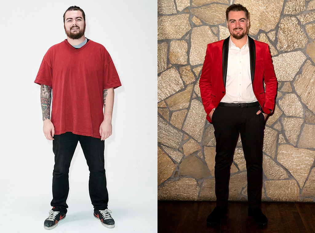 Revenge Body S3, Before and After, Logan