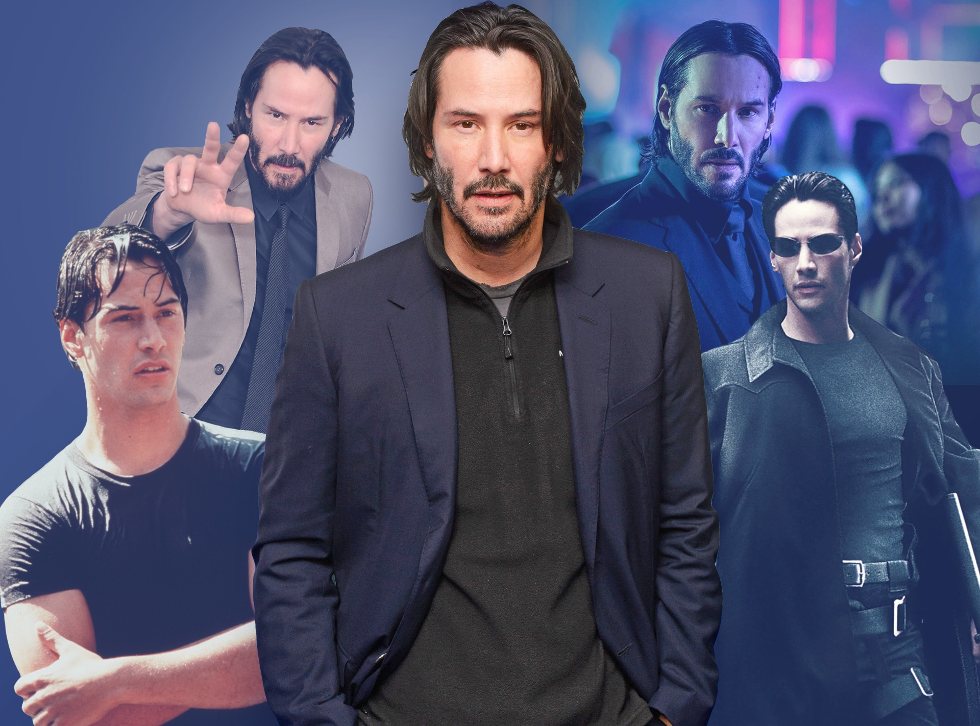 The Man, the Myth: Inside Keanu Reeves' Inscrutable Private World - E! Online