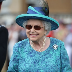 Queen Elizabeth, Garden Party