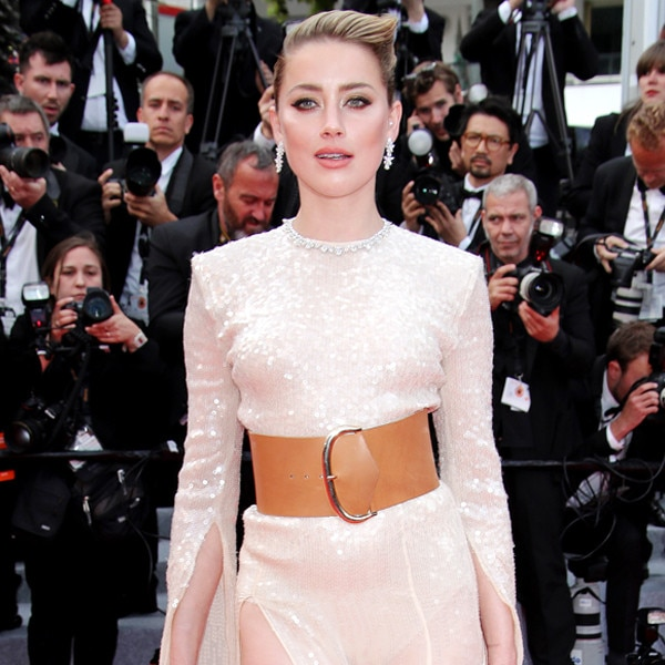 Amber Heard, 2019 Cannes Film Festival
