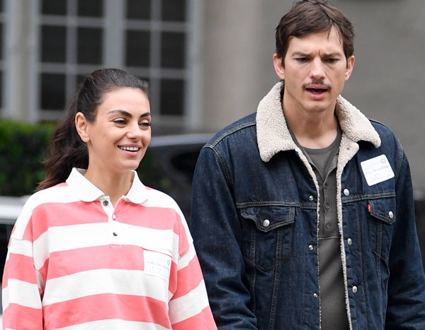 Ashton Kutcher and Mila Kunis Are ''Freaking Out'' Thanks to Netflix's Cheer