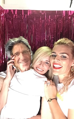 Chelsea Handler, Busy Philipps, Busy Tonight, Photo Booth