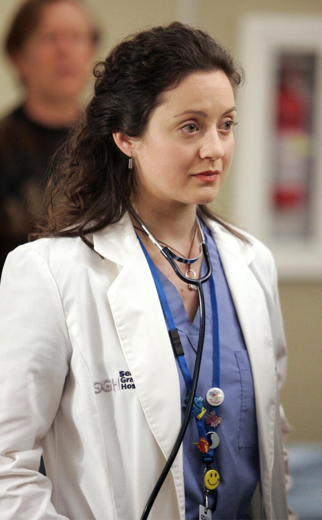 Kali Rocha as Sydney Heron -  Sydney was the perky resident who took over for Bailey during her maternity leave and drove everyone crazy with her perkiness. She even went on a date with Derek at one point, but sort of disappeared in early season four after that date.