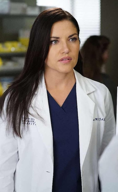 Marika Domincyzk, Grey's Anatomy