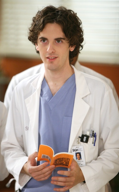 Mark Saul, Grey's Anatomy
