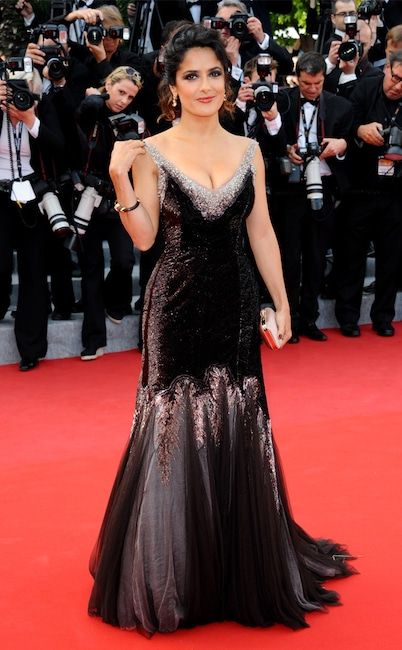 Salma Hayek, Cannes Film Festival, 2012