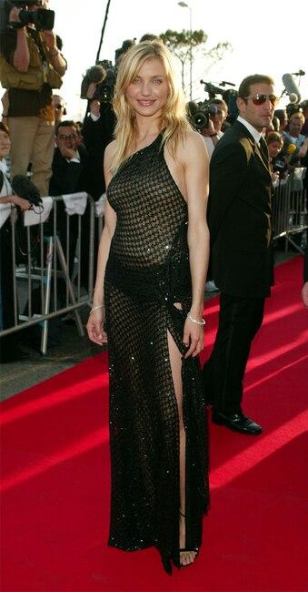 Cameron Diaz, Cannes Film Festival, 2002
