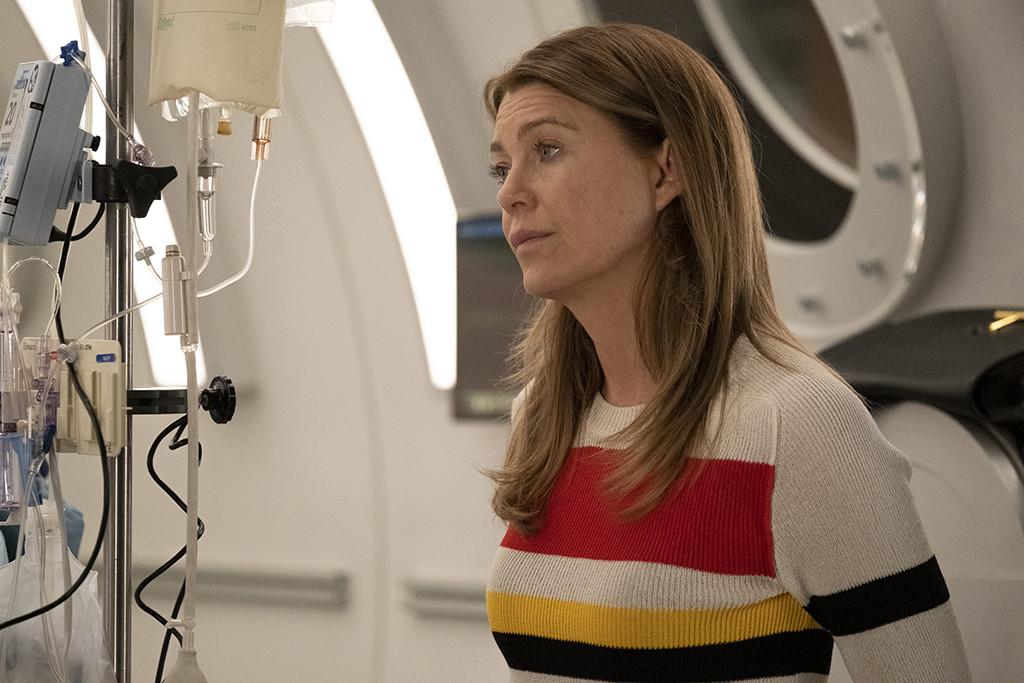 Grey's Anatomy, Season 15 Finale
