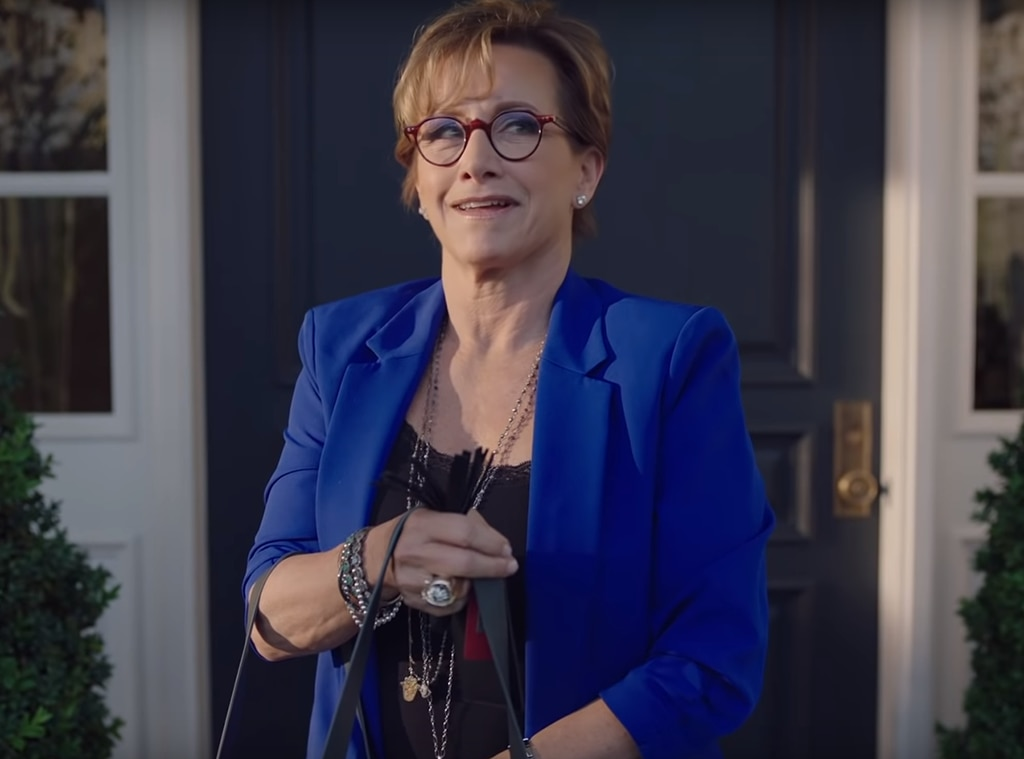 """Gabrielle Carteris -  While  Gabrielle Carteris , the elder stateswoman of the group—she was 29 when the show began in 1990—has had a relatively tame go of it since her  90210  days, living happily married to husband  Charles Isaacs  since 1992, she did face a health scare of her own in 2006 when an injury caused by stunts while filming the movie  Past Tense  left her face partly paralyzed and racked by intense spasms. """"For the first year I didn't go out in public,"""" she told  People  in 2008."""
