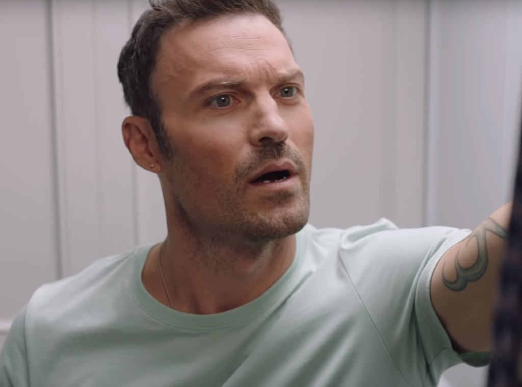 Brian Austin Green -  Since his  90210  days,  Brian Austin Green 's narrative in the press has mostly been centered around his love life and family. Two years after the show went off the air, he and former castmate  Vanessa Marcil  welcomed son  Kassius  into the world.
