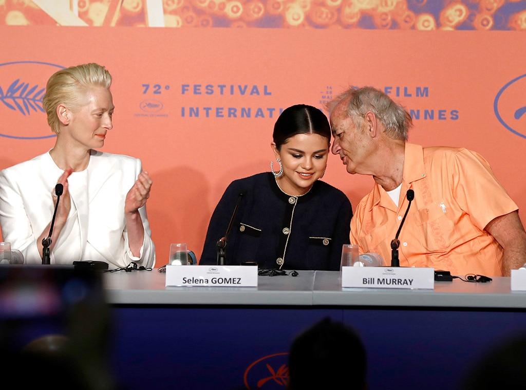 Selena Gomez, Bill Murray, Cannes Film Festival