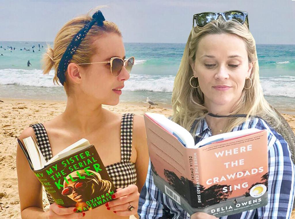 E-Comm: Summer Beach Reads