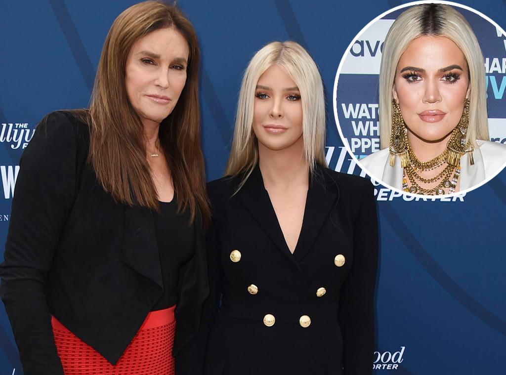 Caitlyn Jenner, Sophia Hutchins, Khloe Kardashian