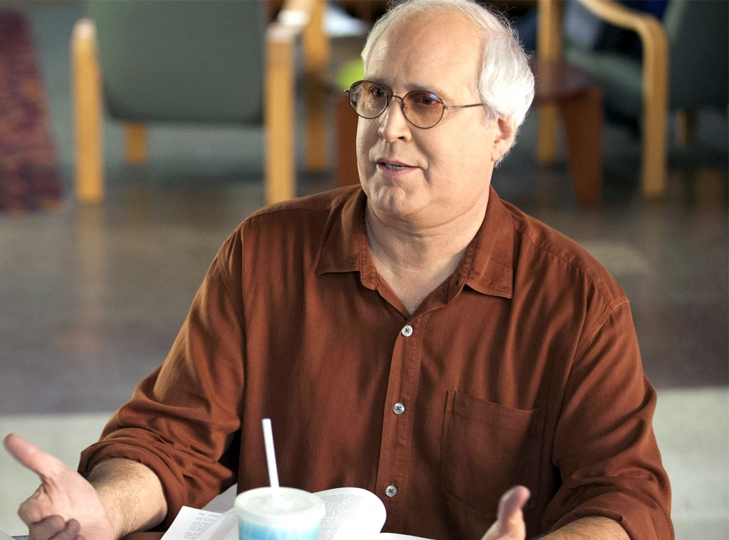 Chevy Chase,  Community  -  When  SNL  icon  Chevy Chase  landed the role of Pierce Hawthorne in NBC's  Community  in 2009, it was viewed as a comeback of sorts. But the notoriously prickly comedian quickly turned on the show that brought him back into the public eye.