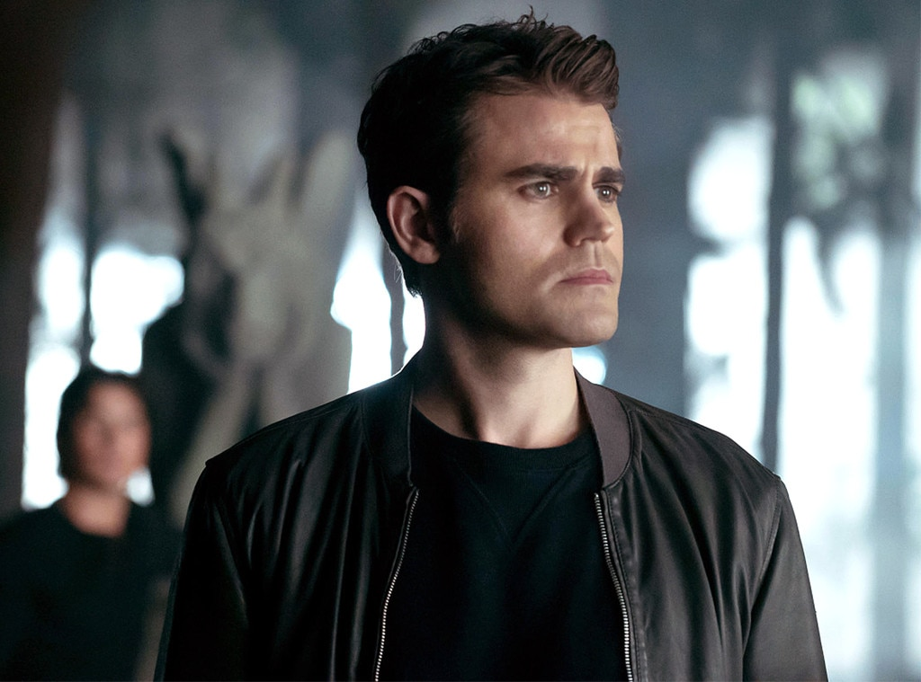 "Paul Wesley,  The Vampire Diaries  -  When  The Vampire Diaries  aired its third season finale, star  Paul Wesley  took issue with the fact that his character Stefan let  Nina Dobrev 's Elena drown and become a vampire to save her friend Matt instead and he wasn't afraid to make it known. Speaking with  Digital Spy  in August 2012, he admitted, ""I don't buy it. I'll be completely honest. The writers are probably going to get mad at me! I don't buy it, but it is what it is and so we have to live with it."""