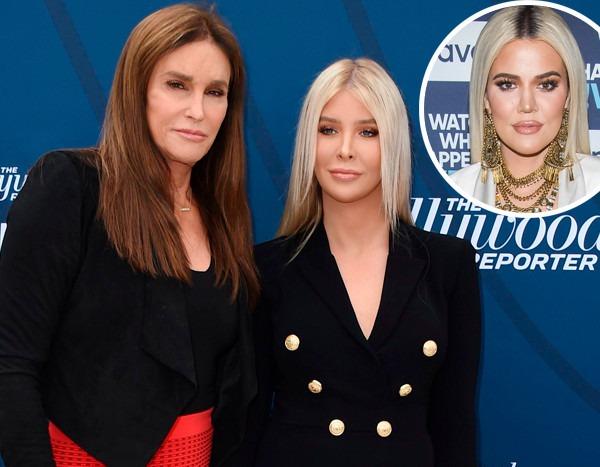Khloe Kardashian Gets Candid About Caitlyn & Sophia's Relationship