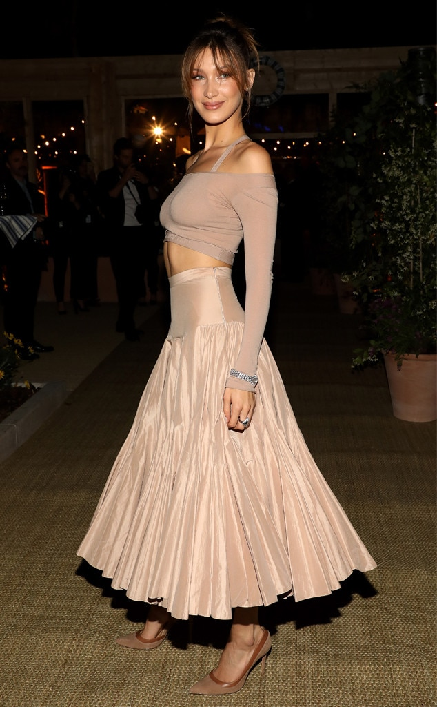 Bella Hadid, Dior Dinner Party, 72nd annual Cannes Film Festival