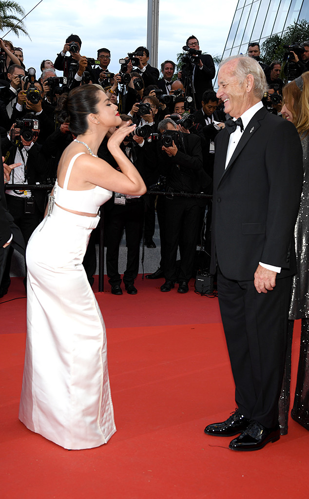 Selena Gomez Jokes She and Bill Murray Are ''Getting Married'' After Viral Cannes Film Festival Photos