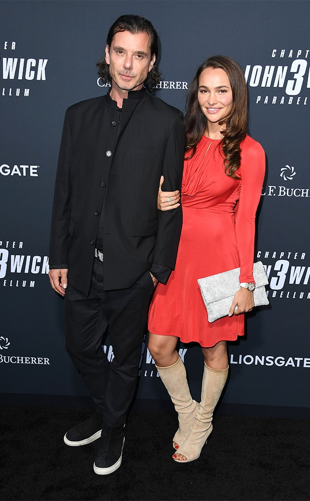 Gavin Rossdale, Natalie Golba