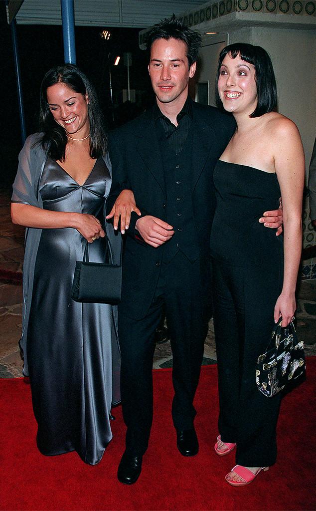 Keanu Reeves, Kim, Karina