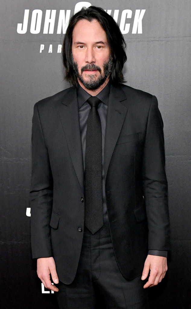 The Man, the Myth: Inside Keanu Reeves' Inscrutable ...