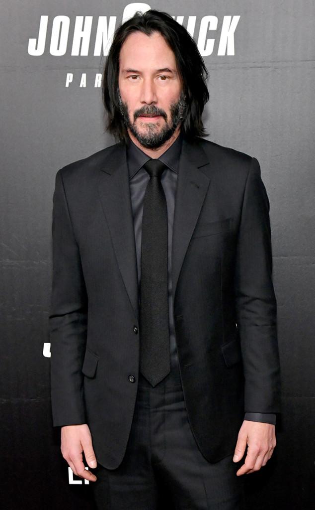 Keanu Reeves, John Wick 3 premiere