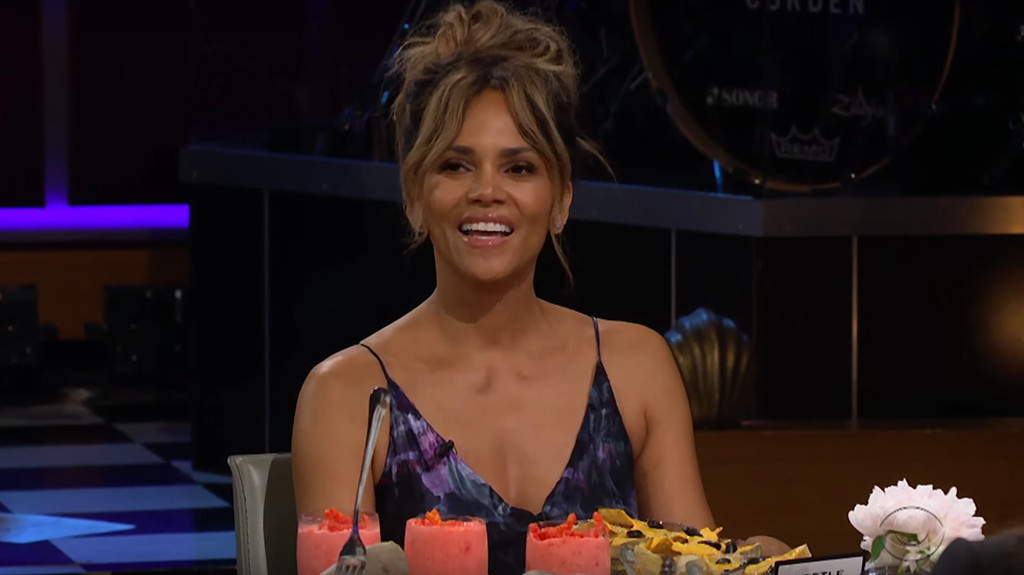 Halle Berry, The Late Late Show With James Corden