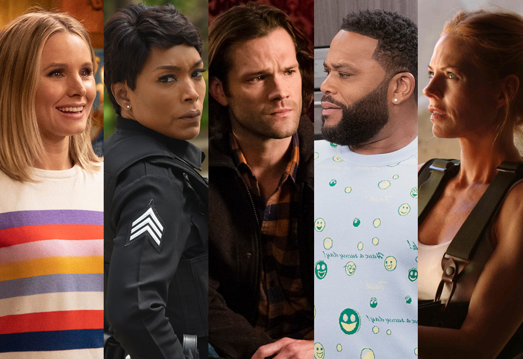 The Good Place, 911, Supernatural, Black-ish, All Rise