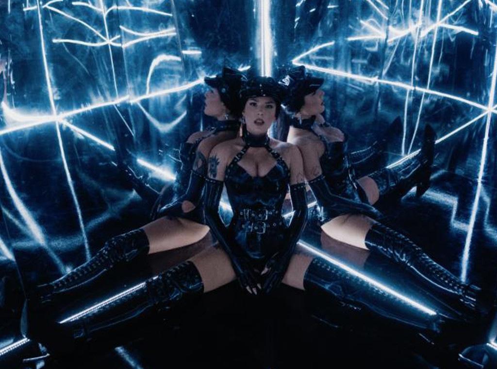 Halsey, Nightmare, Music Video