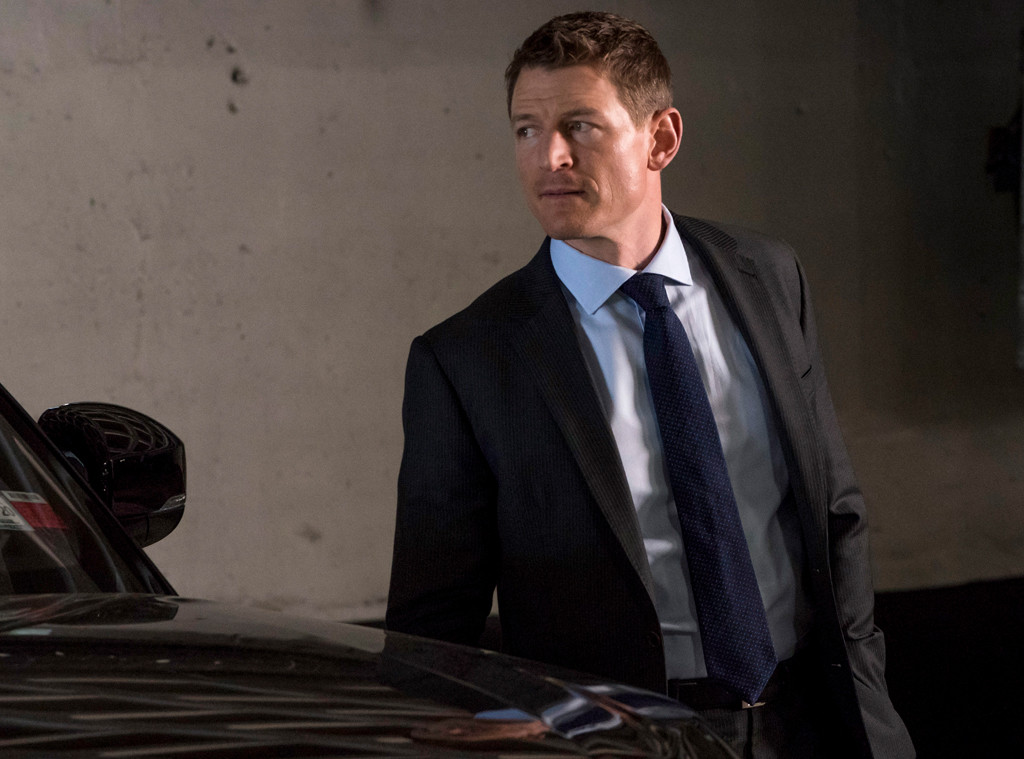 How Law and Order: SVU Said Goodbye to Philip Winchester