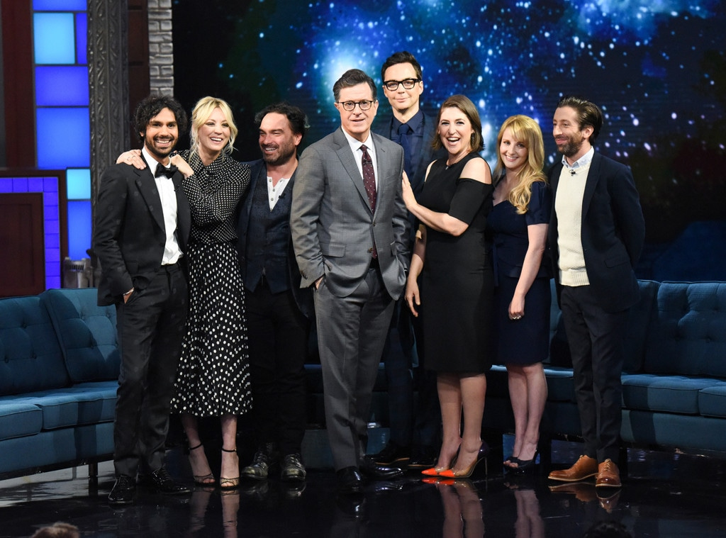 The Big Bang Theory, Late Show