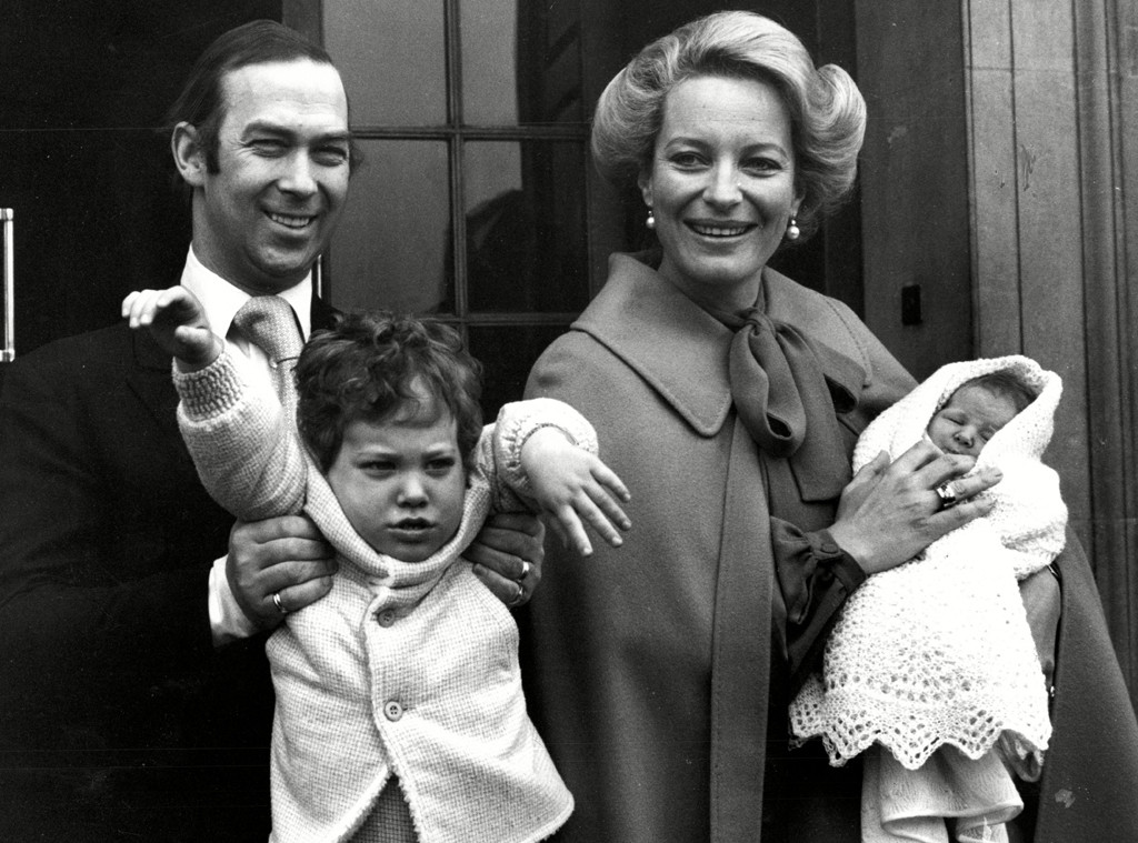 Prince Michael Of Kent, Princess Michael Of Kent, Lady Gabriella Windsor, Lord Frederick Windsor, 1981