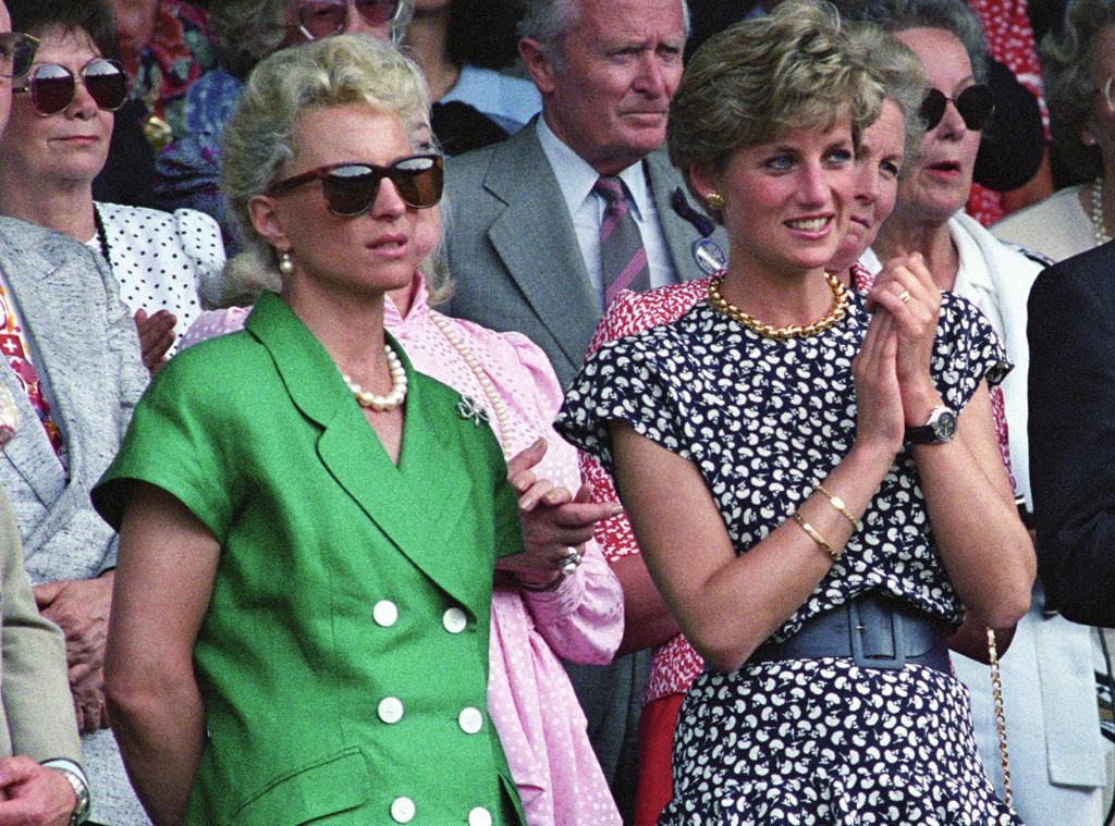Princess Michael Of Kent, Princess Diana, 1991