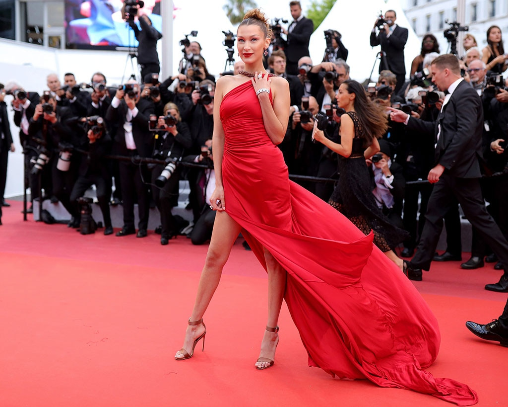 Bella Hadid From Cannes Film Festival 2019 Star Sightings