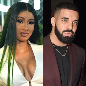 Cardi B, Drake