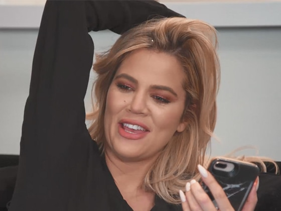 "Khloe Kardashian Agrees to Take North West on Her Dream Limo Ride: ""I'm Mary F--king Poppins!"""
