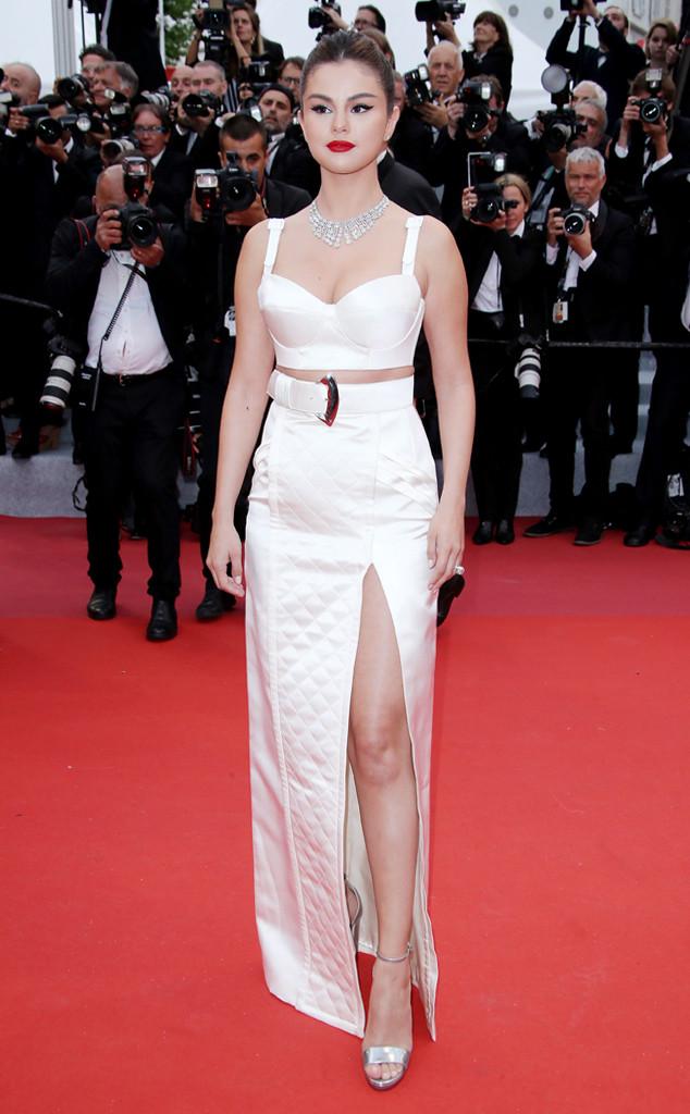 Selena Gomez, 72nd annual Cannes Film Festival, Red Carpet Fashions