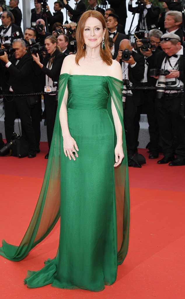 Julianne Moore -  In Dior