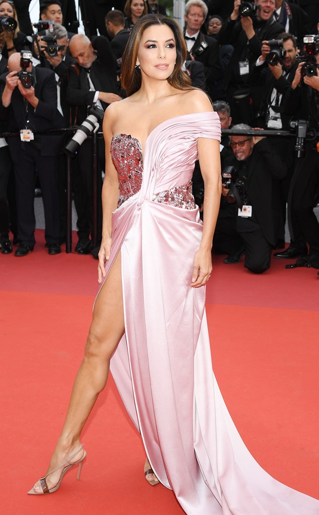 Eva Longoria, 2019 Cannes Film Festival, Red Carpet Fashions