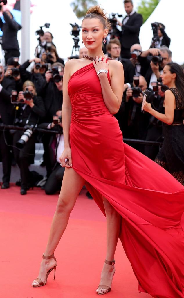 Bella Hadid -  In Roberto Cavalli